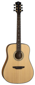 LUNA Art Recorder All Solid Wood Dreadnought