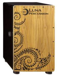 LUNA Luna Cajon Black with Bag