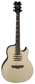 Dean Mako Dave Mustaine A/E Flame Top GN