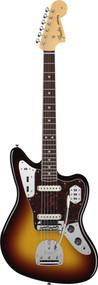 Fender American Vintage 65 Jaguar Bound Round-Lam RW Fingerboard 3Color Sunburst