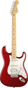 Fender American Standard Stratocaster HSS Maple Fingerboard Mystic Red