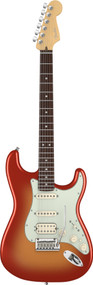 Fender American Deluxe Stratocaster HSS Rosewood SSM Electric Guitar 0119100770