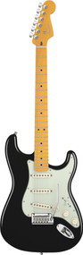 Fender American Deluxe Stratocaster V NECK Black Electric Guitar 0119202706
