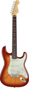 Fender American Deluxe Stratocaster ASH Rosewood ACB Electric Guitar 0119300731
