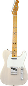 Fender 50'S Telecaster Blonde With Gig Electric Guitar 0131202301