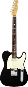 Fender 60's Telecaster Black With Gig Electric Guitar 0131600306