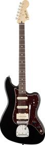 Fender Pawn Shop Bass VI Rosewood Fingerboard Black 0143700306