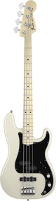 Fender Tony Franklin Precision Bass Artist Series Fretted Olympic White Bass