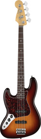 Fender American Standard Jazz Bass 2012 Left Handed Rosewood 3-Color Sunburst