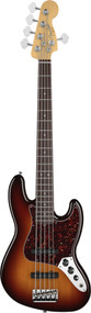 Fender American Standard Jazz Bass 2012 V 5 String Rosewood 3-Color Sunburst