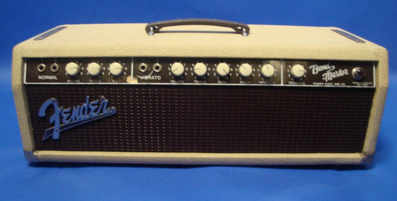 Fender Bandmaster Amp Head Fender Bandmaster Head