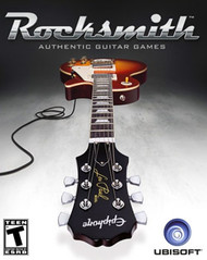 ROCKSMITH GUITAR BUNDLE with AMP!  - PS3