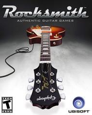 ROCKSMITH GUITAR BUNDLE with AMP!  - PS3