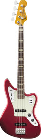 Fender Jaguar Bass Rosewood Fingerboard Candy Apple Red 0259505509