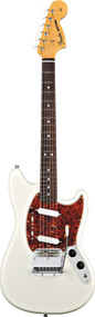Fender Fender 65 MUSTANG Olympic White Electric Guitar 0273706505