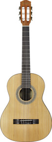 Fender MC-1 3/4 Size Nylon String Guitar Agathis TopSatin Body Finish 0963000021