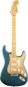 Fender Custom Shop 1956 Relic Stratocaster Aged Lake Placid Blue 1500602802