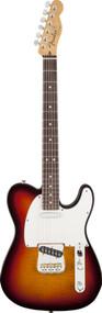 Fender Custom Shop Custom Deluxe Telecaster - Faded 3-Color Sunburst 1509960800