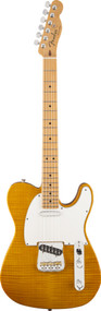 Fender Custom Shop Custom Deluxe Telecaster Maple - Candy Yellow1509862820
