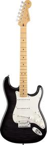 Fender Custom Shop Custom Deluxe Stratocaster Maple - Faded Ebony Transparent1509962839