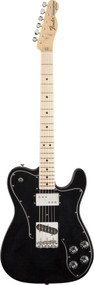 Fender Custom Shop 1972 Closet Classic Custom Telecaster Black 1510092806