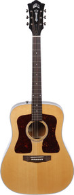 Guild D40R HAVENS Natural With Fishman Traditional Series Guitar With Case 3850115821