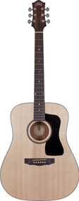 Guild AD-3 Mahogany Dreadnought Natural With Case 3830080821