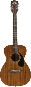 Guild M-120E Mahogany Concert Electric Natural with Case 3818106821