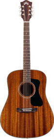 Guild D-125 Mahogany Dreadnought Cherry Red 3810110838