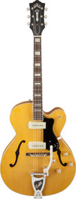 Guild X-175B Manhattan With Bigsby Blonde With Case 3795005801