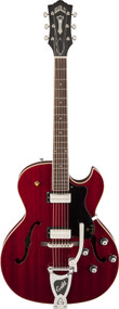 Guild Starfire III With Bigsby Cherry Red With Case 3792005866