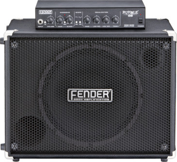 Fender Rumble 112 Speaker Cabinet 2247012020 - Tundra Music INC ...