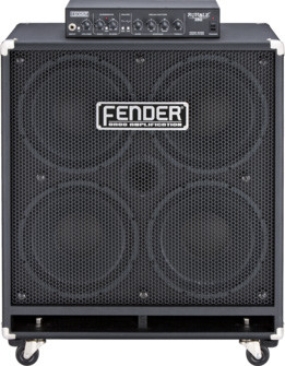 Fender Rumble 410 Cabinet 2347000020 - Tundra Music INC Vintage ...