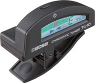 BOSS TU-10 BK Clip-on Tuner Black