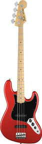 Fender American Special Jazz Bass Maple Candy Apple Red With Gig Bag 0111662309