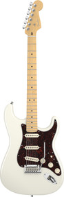 Fender American Deluxe Stratocaster Maple Neck Olp Electric Guitar 0119002723