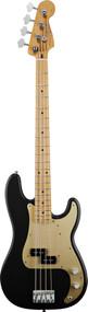 Fender 50Qzs Precision Bass Black Classic Series 0131702306
