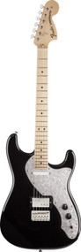 Fender Pawn Shop Qz70S Stratocaster® Deluxe Maple Fingerboard Black 0143602306