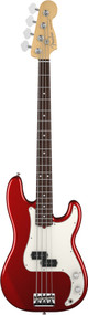 Fender American Standard Precision Bass Rosewood Fingerboard Mystic Red