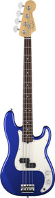 Fender American Standard Precision Bass Rosewood Fingerboard Mystic Blue