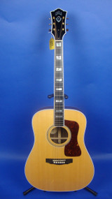 Guild D-55 Natural with Guild Hardshell Case
