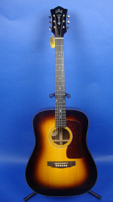 Guild D-50 Bluegrass with Guild Hardshell Case