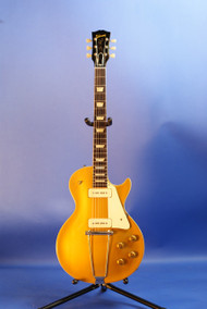 1953 Gibson® Les Paul® Gold Top Trapese