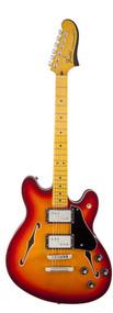 Fender Starcaster Aged Cherry Burst 0243102531