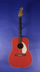 "Fender Custom Shop Kingman ""C"" Fiesta Red - 0960213283"