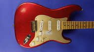 Fender Custom Shop 1956 Stratocaster Relic - Candy Apple Red (1500602009)