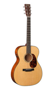 Martin 000-18E Retro - Mahogany back and sides - Fishman F1 Aura+ - 2014