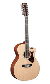 Martin GPC12PA4 - 12 String - Sapele Back and Sides - Fishman F1 Analog - 2014