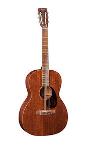 Martin 000-15SM (12-Fret) - Mahogany Back and Sides - 2014