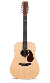 Martin D12X1AE 12 String - Mahogany HPL - Fishman Sonitone - 2014